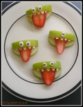 Halloween food art 1